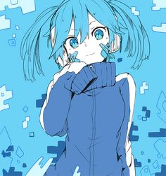 Ene from kagerou project
