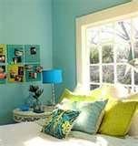 benjamin moore tranquil blue teen bedroom
