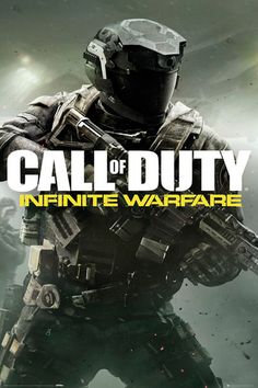 Póster Call of Duty Advanced Warfare. 61 x 91,5 cm  Póster perteneciente al popular videojuego basado en la undécima entrega Call of Duty Advanced Warfare.
