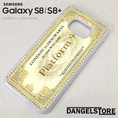 Harry Poter Ptaform 9 34 For Samsung Harry Potter Phone Case, S8 Plus, Hogwarts, Samsung Galaxy, Platform, Phone Cases, Heel, Wedge, Heels