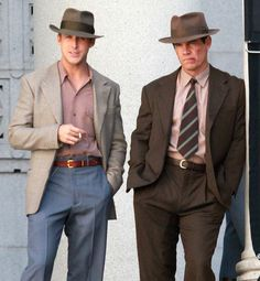 Gangster-Squad- If i could I would dress like this every day