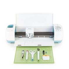 Cricut Explore Air Wireless Electronic Cutting Machine Bundle ** Continue to the product at the image link. Summer Crafts, Fun Crafts, Simple Crafts, Paper Crafts, Craft Projects, Sewing Projects, Vinyl Projects, Origami, No Closet Solutions