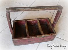Rusty Rooster Vintage: Thrifty finds