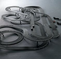 The World S Greatest Shelby Slot Car Racetrack