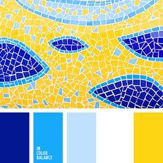 Contrasting Palettes | Color Palette IdeasColor Palette Ideas