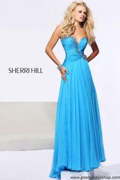 Sherri Hill 1548 at Prom Dress Shop