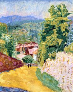 Pierre Bonnard - Le Cannet
