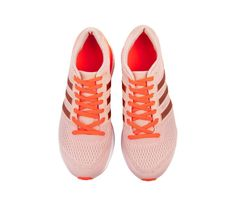 newest d30e0 67f56 Adidas - adizero Boston 6 Dam löparskor (orange rosa)
