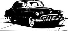Old Car clip art - vector clip art online, royalty free & public domain