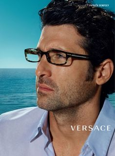 Patrick Dempsey = THE PERFECT MAN! 2008 photo x testimonial x versace