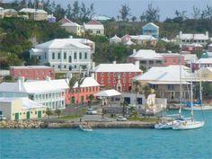 Beautiful St. George Bermuda :)
