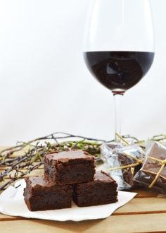 Brownie de Vinho do Porto