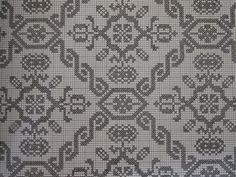 Gallery.ru / Фото #192 - oktobriow 2015 - ergoxeiro Crochet Books, Thread Crochet, Filet Crochet, Cross Stitching, Cross Stitch Embroidery, Cross Stitch Patterns, Hand Embroidery Design Patterns, Lace Patterns, Crochet Curtains