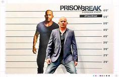 Dominic Purcell - Lincoln Burrows / Prison Break season 5