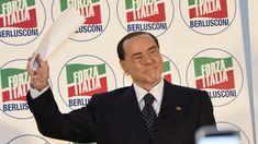 Elezioni, Berlusconi: a Palazzo Chigi? Il mio candidato premier