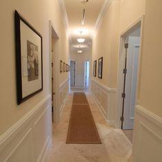 modèle idée déco entrée couloir gris   Decoration