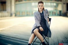 Emma Watson's World: Stardom, Style, and School | TeenVogue.com
