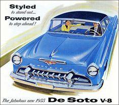 De Soto 1955