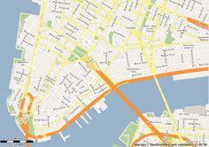BrainCrunch - Maperitive Tutorial: Generating OSM Map For Adobe Illustrator In Seven Easy Steps