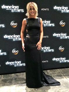 Julianne Hough's <em>DWTS</em> Photo Diary: Week 6 Is Simple from the Front, Simply Sexy From Behind http://stylenews.peoplestylewatch.com/2014/10/21/julianne-hough-style-diary-dancing-with-the-stars-black-dress/