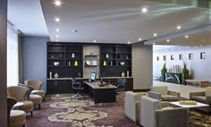 Homewood Suites by Hilton Hamilton, Ontario, Canada - Lobby