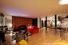 Live a wonderful experience in Paris with us | Skyline Loft