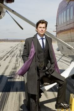 Matt Bomer as Christian Grey (My number one choice for CG, who cares about this man's personal life, he is perfect.)