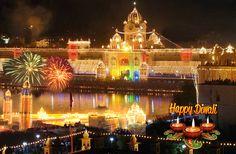 Diwali (Festival of lights) at Amritsar