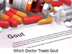 Which Doctor Treats Gout? -  Many providers can manage gout including physicians nurse practitioners and physician assistants in private primary care and family medicine practices urgent care/walk-in centers health departments and emergency departments.