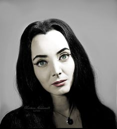 Carolyn Jones, The Addams Family 1964, Adams Family, Broly Ssj3, Vaquera Sexy, Shes Beauty Shes Grace, Addams Family Characters, Tv Icon, Morticia Addams