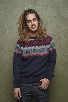 Avan Jogia. - Good god! - where do I meet guys that look like him in real life!?