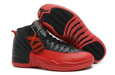2e77c8e705d Air Jordan 12 Retro Flu Game Varsity Red Black New Jordans Shoes 2013   Wholesale Air