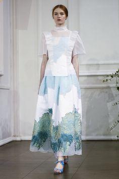 Bora Aksu Ready To Wear Spring Summer 2017 London