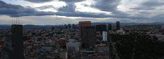 Vista panorámica parte este de la ciudad vista desde la torre latinoamericana