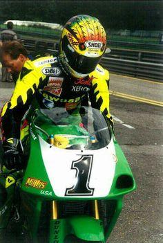 Scott Russell  #1 Muzzy Kawasaki