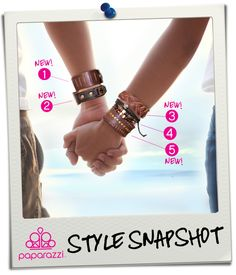 Paparazzi Style Snapshot