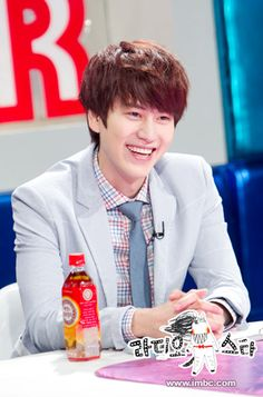 Super Junior's Kyuhyun is refreshing to watch. http://www.kpopstarz.com/tags/super-junior