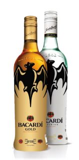 Bacardi Limited Edition. The bats are back #Halloween #packaging PD
