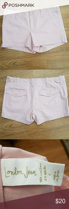 London Jeans from Victoria's Secret shorts 6 NWOT ordered off Victoria's Secret site london Jeans Shorts