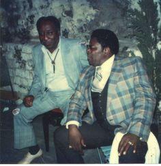 Muddy Waters & B.B. King – July 6, 1979