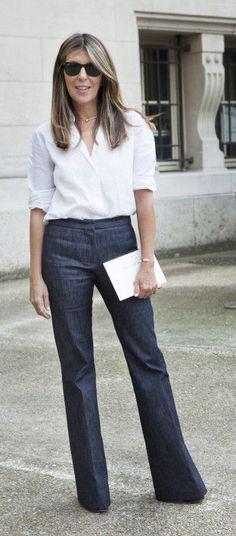 look nina garcia - inspiração para os looks de trabalho