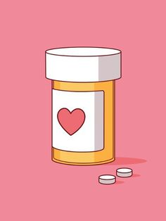 Happy Pills by Burnt Toast Creative ., via Behance Burnt Toast, Pharmacy Design, Happy Pills, Aesthetic Stickers, Cute Stickers, Cute Drawings, Cute Wallpapers, Framed Art Prints, Illustration Art