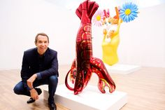 The Best of Frieze London 2013 - Jeff-Koons_Lobster-Wmag