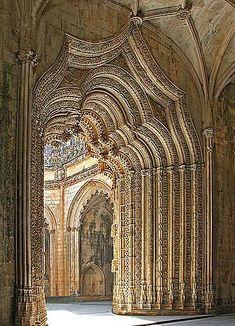 Mosteiro da Batalha in Lisboa, Região de Lisboa | Portugal