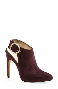Sam Edelman 'Julian' Suede Bootie (Women) available at #Nordstrom Ohhh I wish I could wear Stilettos! these are gorgeous!