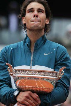 Los 10 llorones   Rafael Nadal - Yahoo Eurosport ES