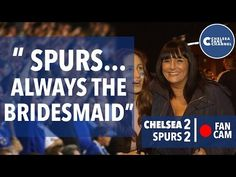 Chelsea fans line up to laugh at Spurs after the 2-2 draw (Fan Videos) | 101 Great Goals