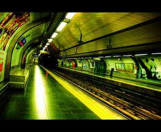 Metro Madrid by Deivysv, via Flickr