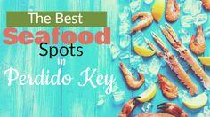 Best Seafood Spots in Perdido Key, Florida www.perdidokeyflorida.com