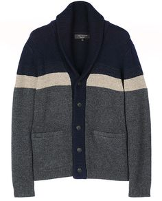 rag & bone Teddy Shawl Cardigan